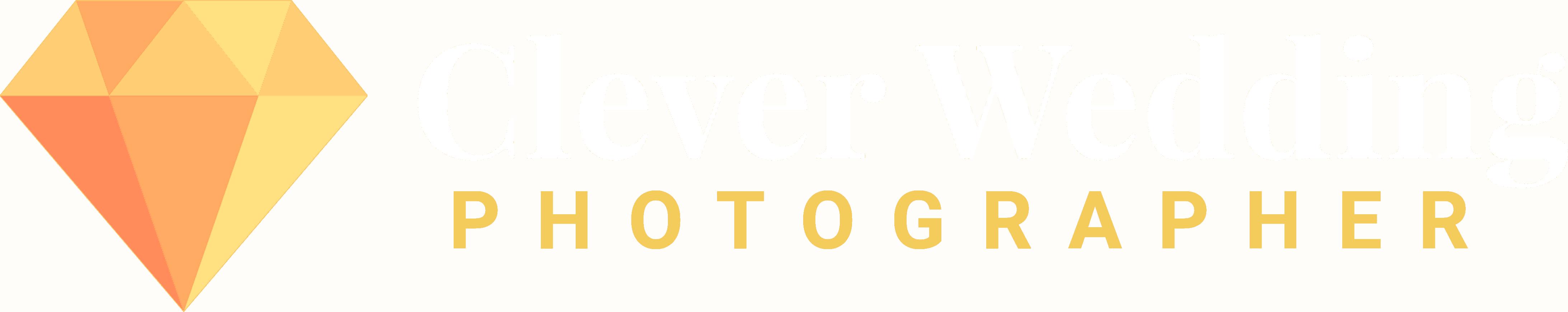 Clever Wedding Photographer Logo